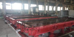 Линия производства дорожных плит